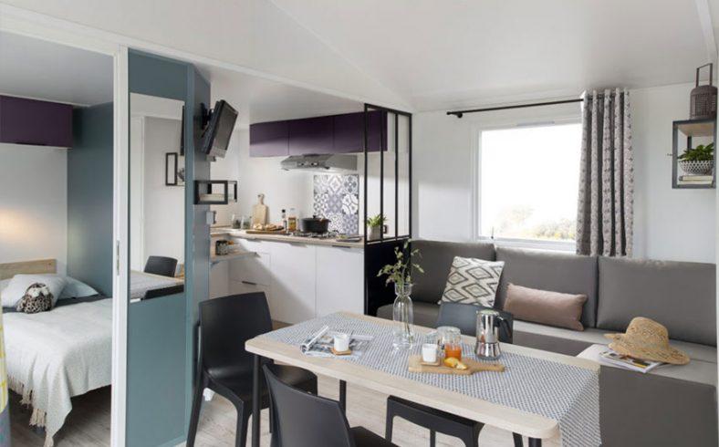 Camping De Keranterec : Classique Home