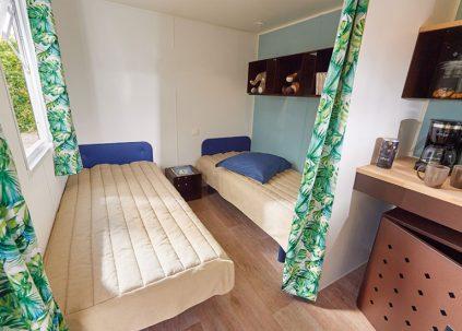 Camping De Keranterec : Mobilodge Home