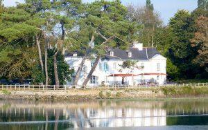 Camping De Keranterec : Couverture Fôret Fouesnant