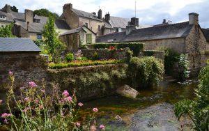Camping De Keranterec : Couverture Pont Aven