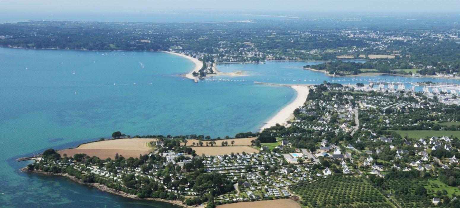 Camping De Keranterec : Cote Bretonne