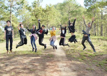 Camping De Keranterec : Jeunes