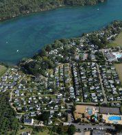Camping De Keranterec : Keranterec La Foret Fouesnant