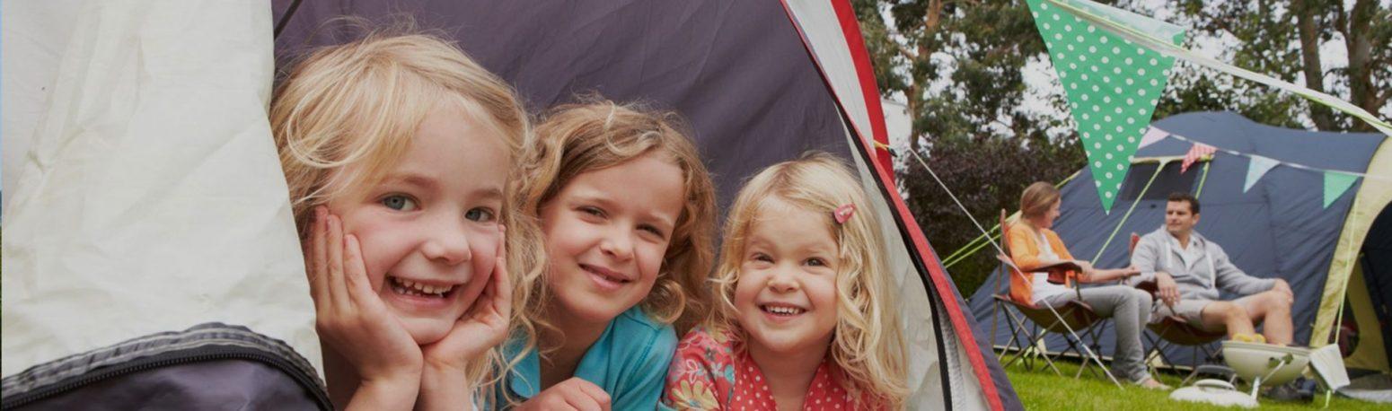 Camping De Keranterec : Coté Camping Diaporama