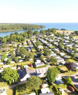 Camping De Keranterec : Dji 0055