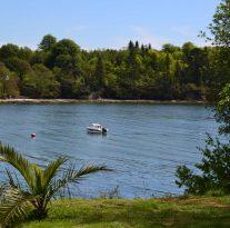 Camping De Keranterec : Photo 2 Crique