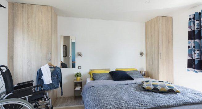 Camping De Keranterec : PBM slaapkamers 750x355