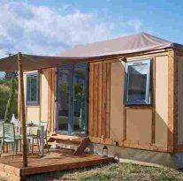 Camping De Kérantérec : Photo Corfou